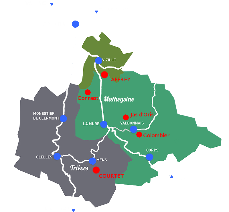 Carte AéroSAT